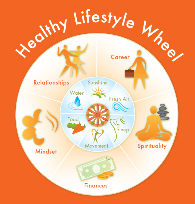 Healthy Balance Wheel