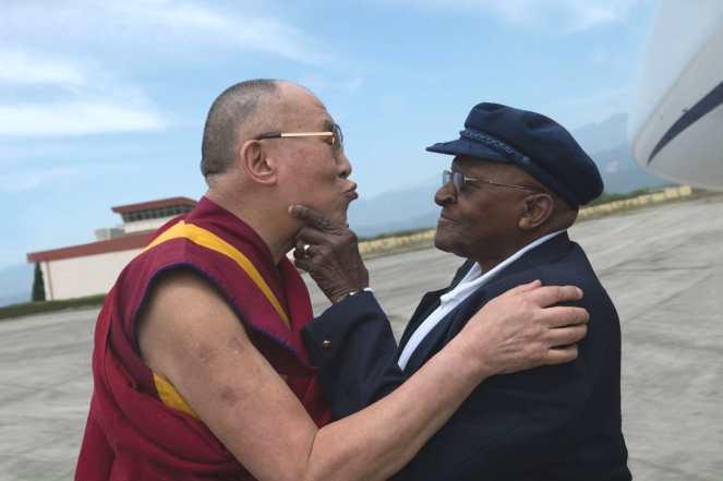 dalai lama desmond tutu